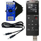 Sony ICD-UX560 Stereo Digital Voice Recorder with Direct USB & Built-in 4GB +...
