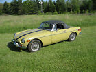 1973 MG MGB Conv ee discription for list of rebuild items.