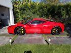 2015 Ferrari 458 italia coupe 2015 Ferrari 458 Italia pristine condition