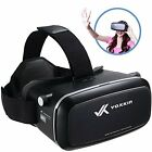 Virtual Reality Headset 3D Glasses High Definition Optical Lens Adjustable Strap