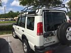 2001 Land Rover Discovery black 2001 Land Rover Discovery Series 2