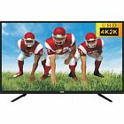 "RCA, 50"" UHD 4K2K TELEVISION hd LED Hdmi Smart 1080 full"