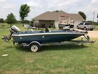 1989 Ragin Cajun Fishing Boat w Trailer, Chandler OK | No Fees & No Reserve