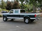 1996 Ford F-250 XLT Crew Cab 4dr 1996 Ford F-250 4x4 Crew Cab 4dr Short Bed Auto 7.3L Power Stroke Diesel 100+Pic