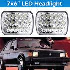 "For Dodge W250 / D350 / Ram 50 / Omni 7''x6"" / 5''x7'' LED Headlight Hi/Lo Beam"