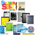 Apple iPad-Air-mini-1st-1-2nd-2-3rd-3-4th-4 Gen 16GB-32GB-64GB-128GB-256GB
