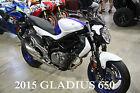 2015 Suzuki SV  New 2015 Suzuki Gladius 650 V-Twin Sport No BS Fees CLOSEOUT SALE Call ADAM SV