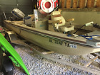 1975 Bomber Fishing Boat w Trailer and Engine, Clanton AL | No Fees & No Reserve