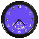 All Time Low American ROck band #D01 Wall Clock