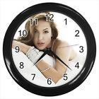 Angelina Jolie American actress Sexy HOt #D01 Wall Clock