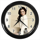 Anne Hathaway American actress #D01 Wall Clock