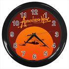 Apocalypse Now Classic War Drama Action Film #D01 Wall Clock