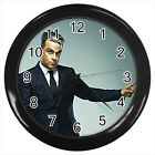 Robbie Williams English Singer #D01 Wall Clock