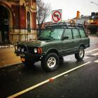 1993 Land Rover Range Rover County 1993 Range Rover County SWB (southern truck), MPI 350 Chevy and 5 speed manual