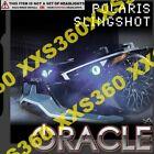 ORACLE Polaris Slingshot 15-16 WHITE LED Head/Foglight RINGS Halo Kit WATERPROOF