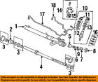 HONDA OEM 1998 Odyssey Steering Gear-Valve Housing Seal Kit 06532SX0003