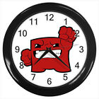 Super Meat Boy Video game #D01 Wall Clock