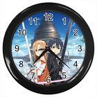 Sword Art Online SAO Novel Anime series #D01 Wall Clock