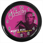 Sylvester Mighty Real American singer #D01 Wall Clock