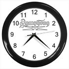 Symphony X American progressive metal band #D01 Wall Clock