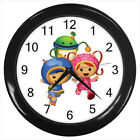 Team Umizoomi American cartoon TV series #D01 Wall Clock