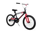 "Dynacraft 8109-34ZTJ Boys Throttle Magna Bike, Black/Red/White, 20"""