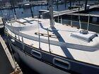 30ft sailboat morgan