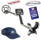 Whites Coinmaster Metal Detector w/ Apron, Digger, Headphone & Books 800-0325