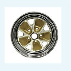 Ford Mustang Styled Steel Wheel Bronze Gold 15 x 7