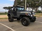 1974 Jeep CJ  1974 Grey Jeep CJ5 - Restored