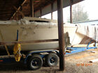 US 25 PROJECT Sailboat with trailer and outboard