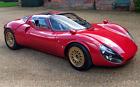 1967 Alfa Romeo 33 Stradale Prototipo 2-door coupe Alfa Romeo 33 Stradale Prototipo composite body set