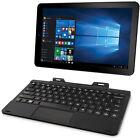 """RCA Cambio 10.1"""" 2in1 Tablet 32GB Intel Atom Z3735F Quad-Core Processor Windows"""