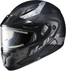HJC CL-MAX 2 SN Friction Snow Helmet with Framed Electric Shield 0000273882