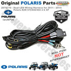 OEM Dual LED Wiring Harness 2011 2012 2013 2014 Polaris RZR 570 800 900 4 S XP