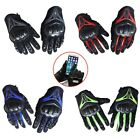 Motorcycle Rider Protective Gloves Touch Screen Winter Warm Waterproof Windproof