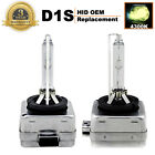 Pair D1S HID Xenon Headlight Lamps Replacement Bulbs 35W 4300K
