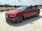 2017 Lincoln MKZ/Zephyr  2017 Lincoln MKZ  LIke New!