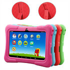 "7"" Tablet PC Android 5.1 Quad Core 1GB+8GB Dual Camera WiFi Kids Christmas Gift"