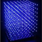 arduino 8x8x8 led cube (Blue) by Integrated Dynamics Kits
