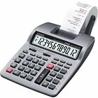Casio HR 100TM Mini Desktop Printing Calculator Office Computation Equipment New
