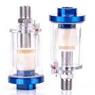 """Spray Paint Gun 1/4"""" BSP Mini in Line Air Filter Moisture Water Trap Air Tools"""