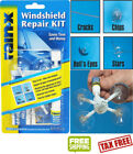Auto Windshield Repair Kit Chips Crack Glass Sealer Resin Automotive Car Window.