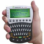 Foreign Language Dictionaries Babylon Handheld Hebrew-English Dictionary