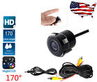 170° LED Wide Angle CMOS Car Rear View Reversing Backup Camera Night Vision T8O5