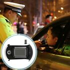 Professional Police Breath Alcohol Tester Detector LCD Digital Breathalyzer DG