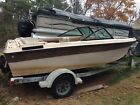 1989 Sportcraft Powerboat w Trailer, Vassalboro ME | No Fees & No Reserve