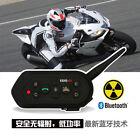 Motorcycle helmet Bluetooth headset Built-in wireless full duplex walkie talkie