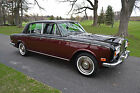 1972 Rolls-Royce Silver Shadow - 4 door sedan LOW miles, beautiful color, stunning cond. Original, immaculate & fully servc'd
