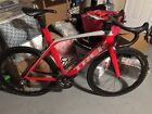 2017 Trek Madone 9 Series Project One Carbon Road Bike 56cm Sram Etap 11s